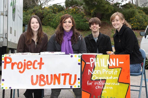 Fundraising for Project Ubuntu