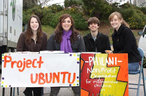 Fundraising for Project Ubuntu