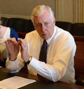 Congressman Hoyer