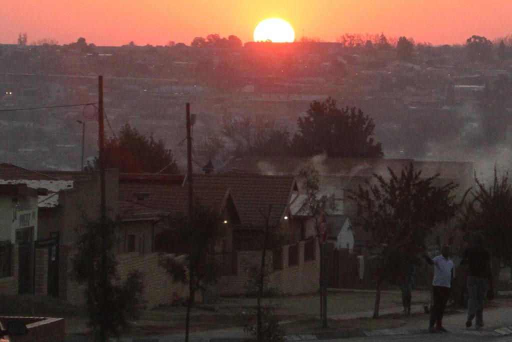 soweto red sun